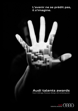 Audi talent's award/Fred&Farid